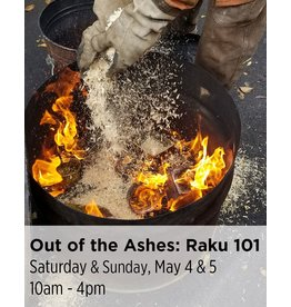 NCC WAITLIST: Out of the Ashes: Raku 101