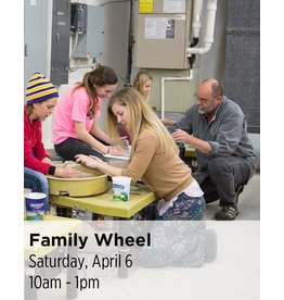 NCC SOLD OUT: Family Wheel