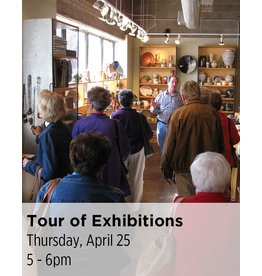NCC Tour of Exhibitions: In Service and Trading Post