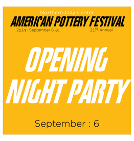 APF Opening Night Party