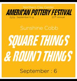 APF Sunshine Cobb: Square Things & Round Things