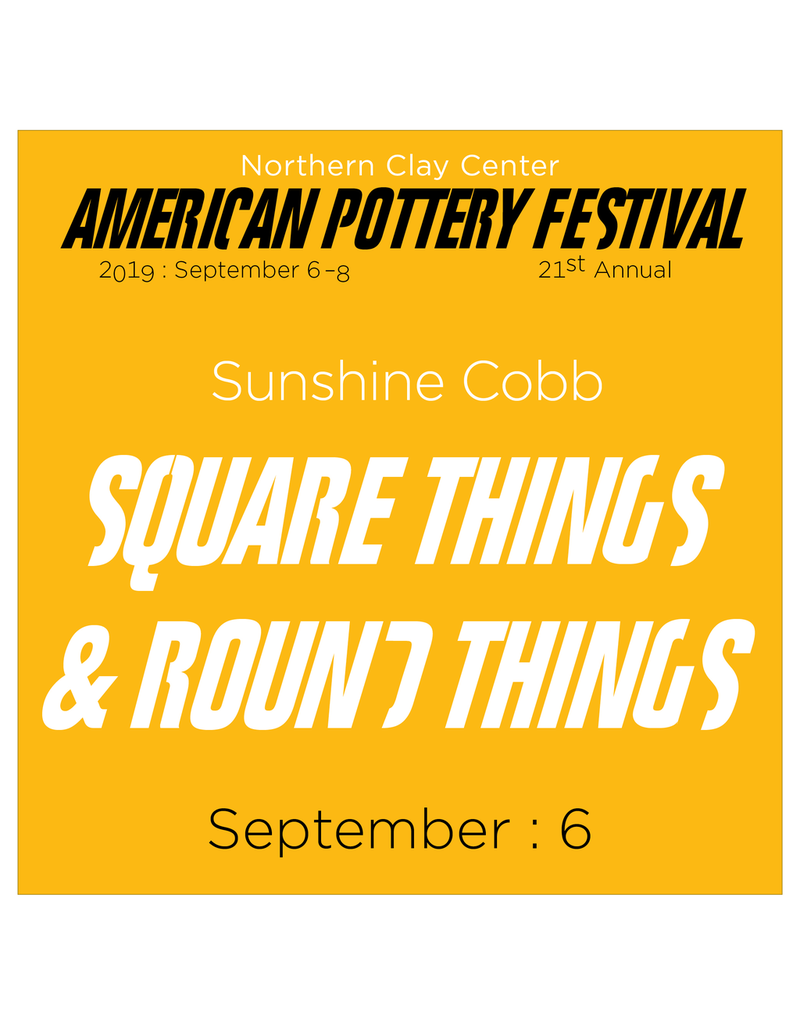 APF Sunshine Cobb: Square Things & Round Things