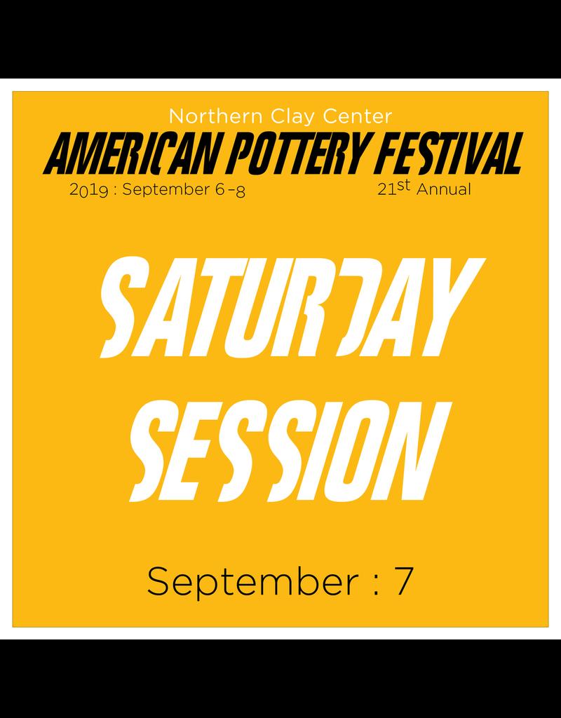 APF Saturday Session