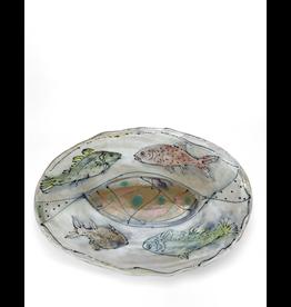 Laurie Shaman Fish Platter