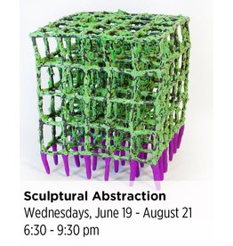 NCC CANCELLED: Sculptural Abstraction