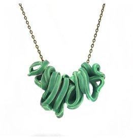 Tricia Schmidt Noodle Necklace