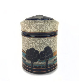 Lidded Jar