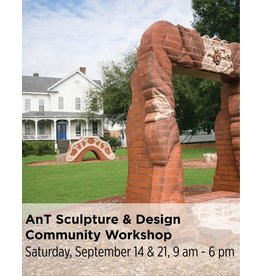 NCC AnT Sculpture and Design Community Workshop