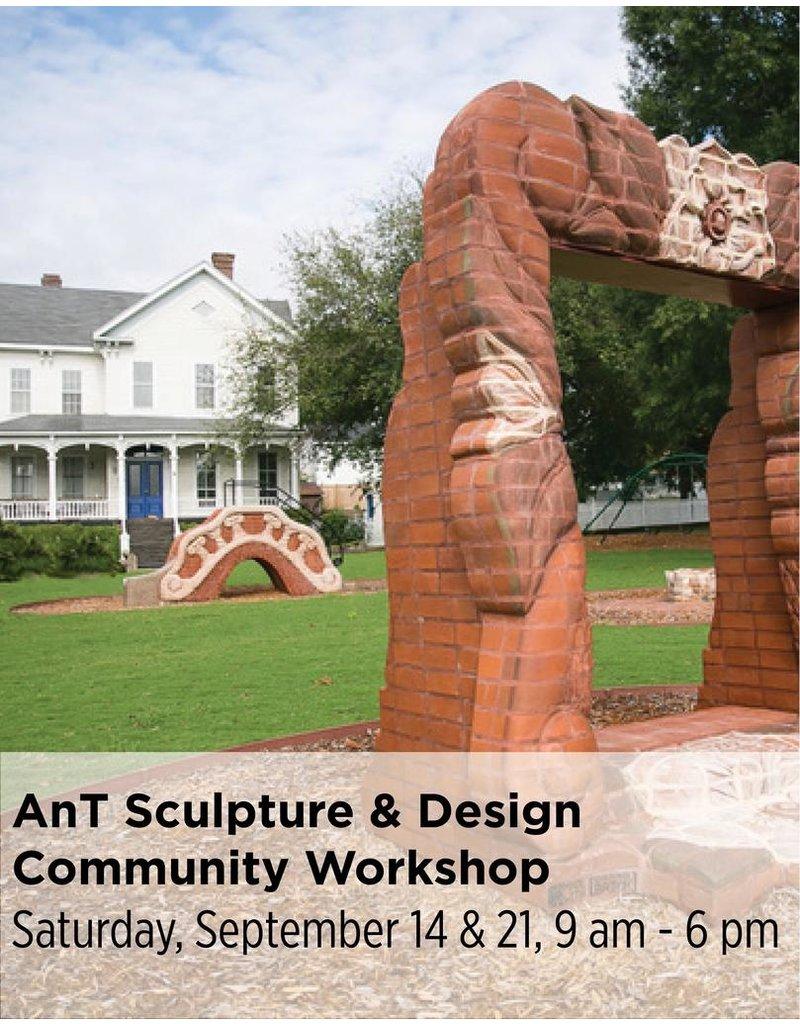 NCC AnT Sculpture and Design Community Workshop