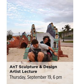 NCC AnT Sculpture and Design Artist Lecture