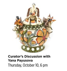 NCC Curator's Discussion with Yana Payusova