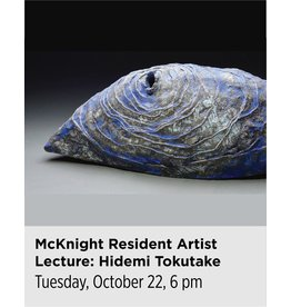 NCC McKnight Resident Artist Lecture: Hidemi Tokutake