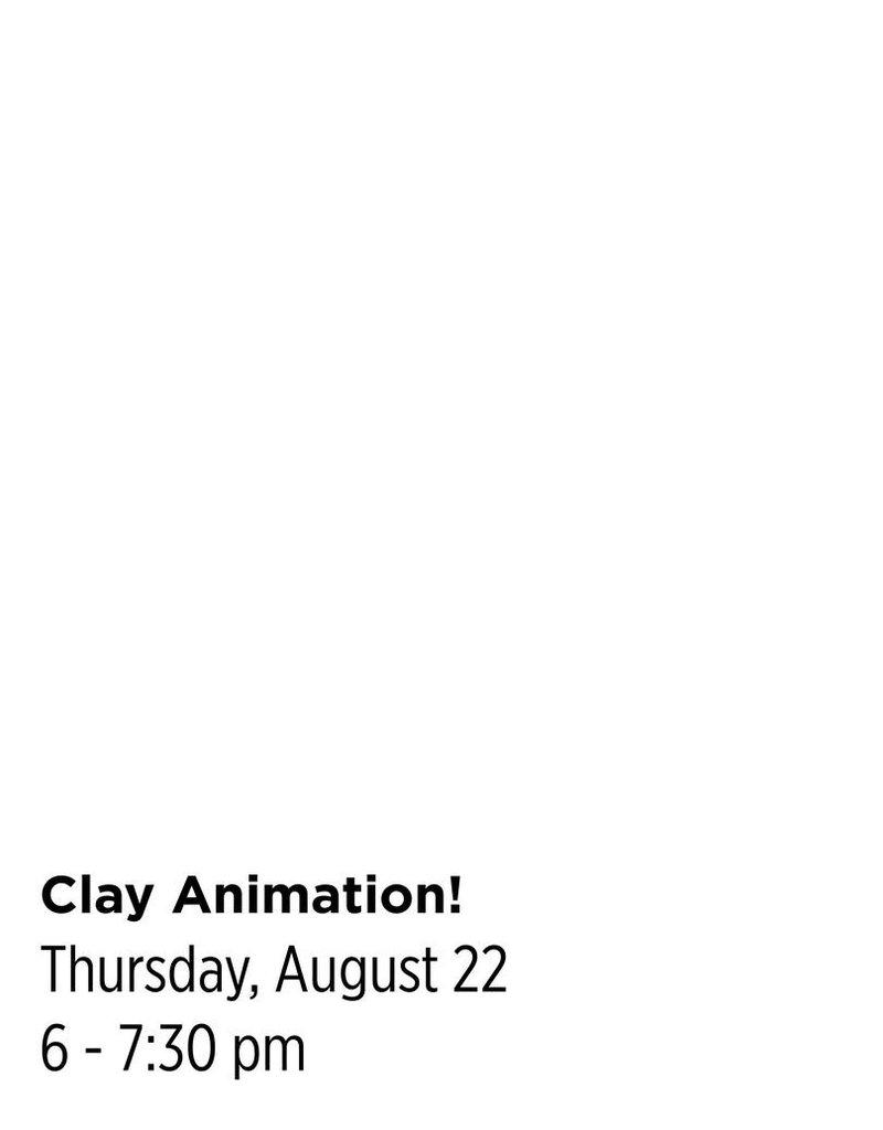 NCC Clay Animation!