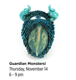 NCC Guardian Monsters!
