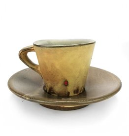 Tom Jaszczak Cup and Saucer