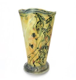 Laurie Shaman Cone Vase