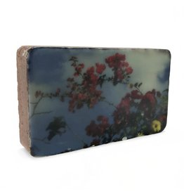 Jamie Lang Flower Tile