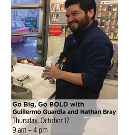 NCC Go Big, Go BOLD: Thursday with Guillermo Guardia and Nathan Bray