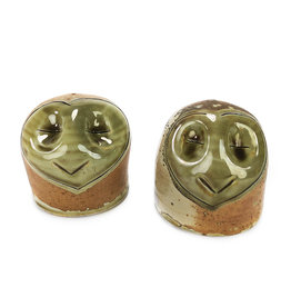 Sandra Daulton Shaughnessy Owl Spice Shakers