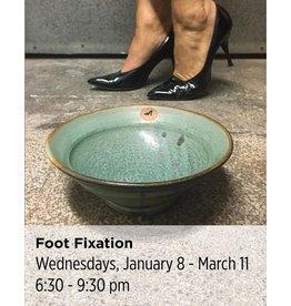 NCC Foot Fixation