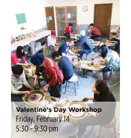 NCC 16th Annual Valentine's Day Workshop