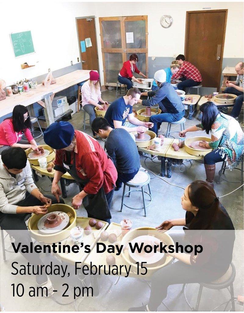 NCC 16th Annual Valentine's Day Workshop