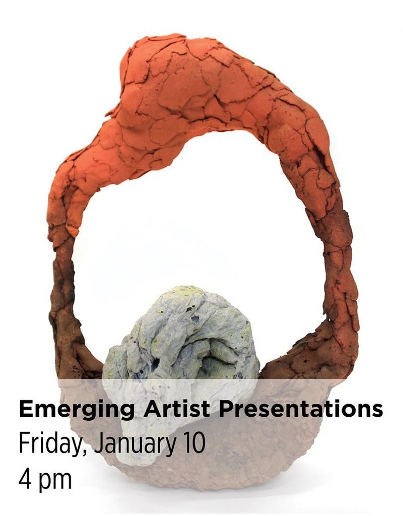 NCC Jerome, Folgelberg, Red Wing, and Anonymous Artist Presentations