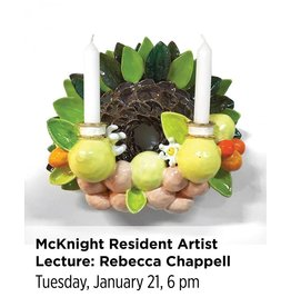 NCC McKnight Resident Artist Lecture: Rebecca Chappell