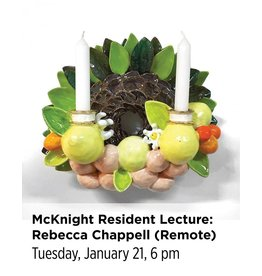 NCC McKnight Resident Artist Lecture: Rebecca Chappell (Remote Login)