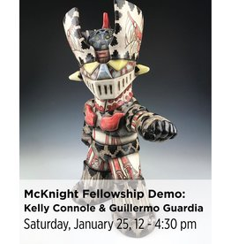 NCC McKnight Fellowship Demonstration Workshop: Kelly Connole & Guillermo Guardia