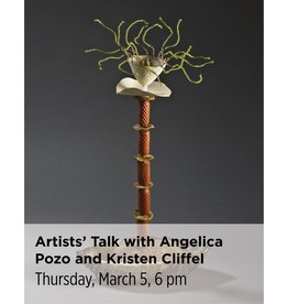 NCC Artists' Talk with Angelica Pozo and Kristen Cliffel