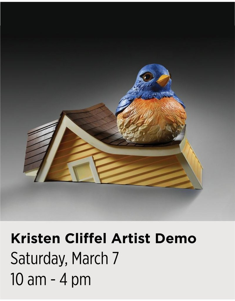 NCC Kristen Cliffel Artist Demonstration