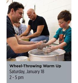 NCC Wheel-Throwing Warm Up