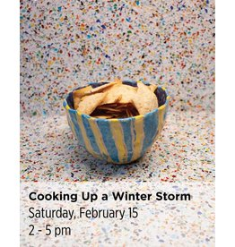 NCC SOLD OUT: Cooking Up a Winter Storm