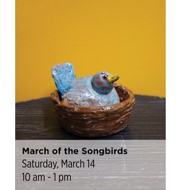 NCC SOLD OUT: March of the Songbirds