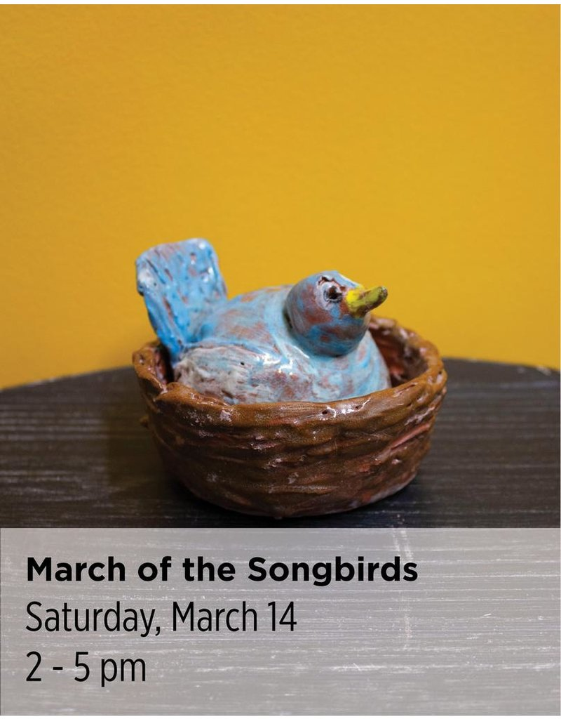 NCC March of the Songbirds
