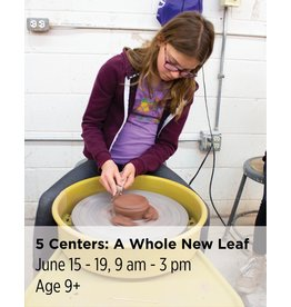 NCC 5 Centers: A Whole New Leaf