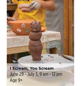 NCC I Scream, You Scream