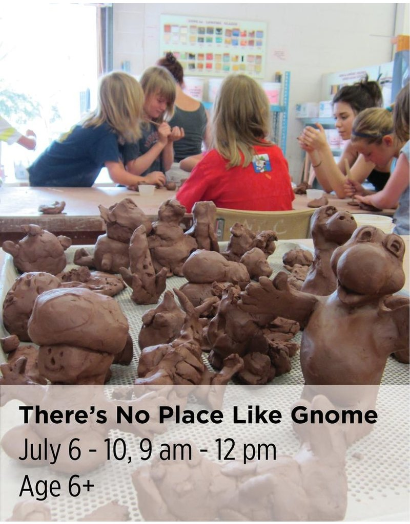 NCC Create an entire gnome village for your garden or yard.