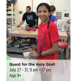 NCC Quest for the Holy Grail
