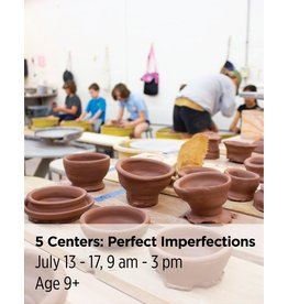 NCC 5 Centers: Perfect Imperfections