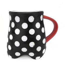 Sarah Chenoweth Davis Footed Mug