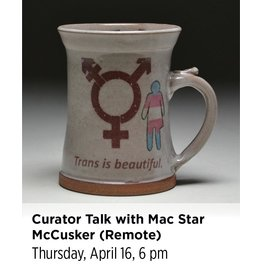 NCC Curator Talk with Mac Star McCusker (Remote Login)