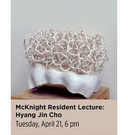 NCC McKnight Resident Artist Lecture: Hyang Jin Cho (Remote Login)