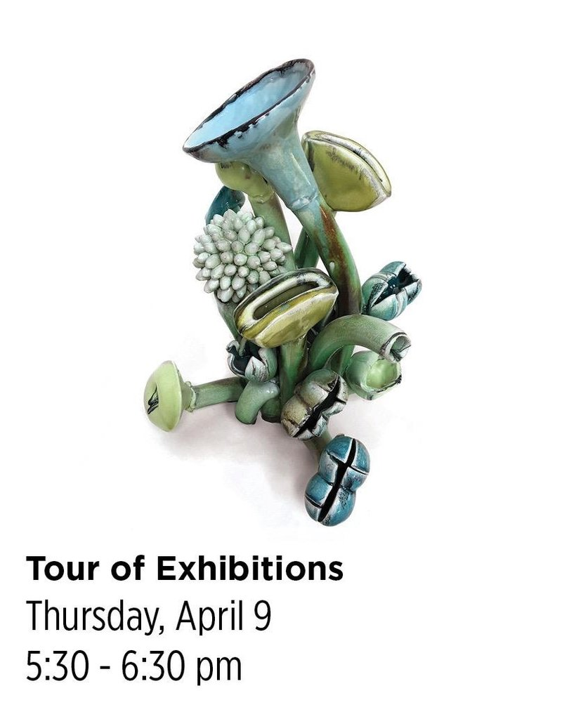 NCC Tour of Exhibitions