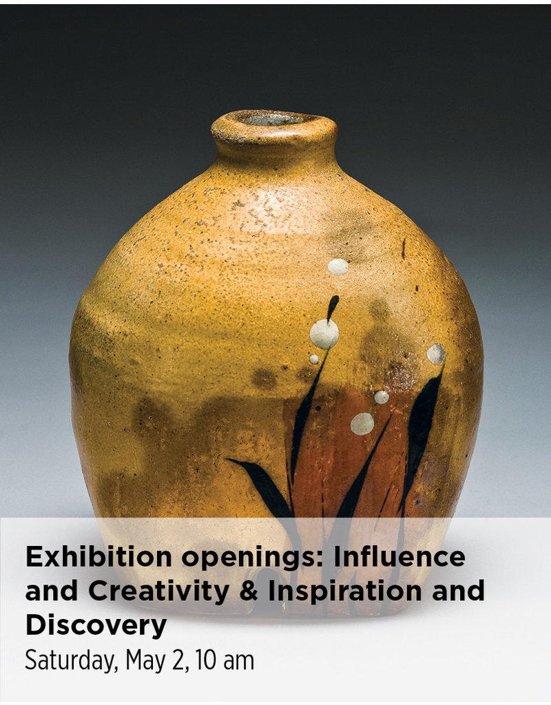 NCC Gallery Talk: Influence & Creativity: A Retrospective of Rock Creek Pottery