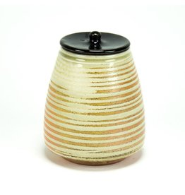Betsy Williams Jar: Covered