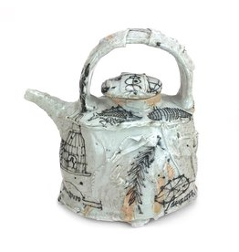 Ted Saupe Teapot
