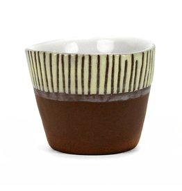 Elizabeth Pechacek Sake/whiskey cup