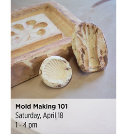 NCC Mold Making 101—Bisque and Plaster